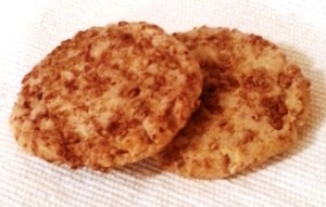 pecan shortbread cookie MA and RI