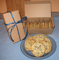Homemade cookies by the dozen in MA and RI