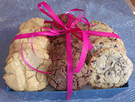 Assorted Cookie Basket