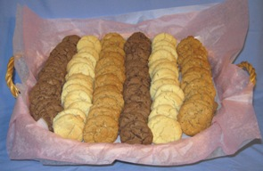 Assort. Cookie Basket