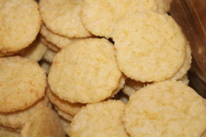 homemade lemon cookies MA and RI