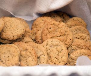 peanut butter dream cookies