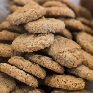 gluten free and vegan cookies