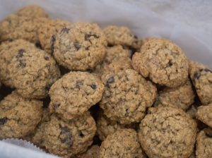 old fashioned oatmeal raisin