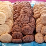 Cookie baskets for parties and catering