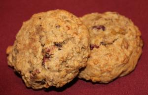 seasonal pumpkin oatmeal cookies MA and RI